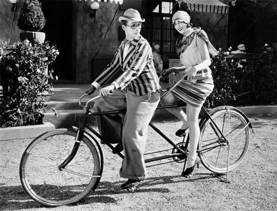влюбени.колело